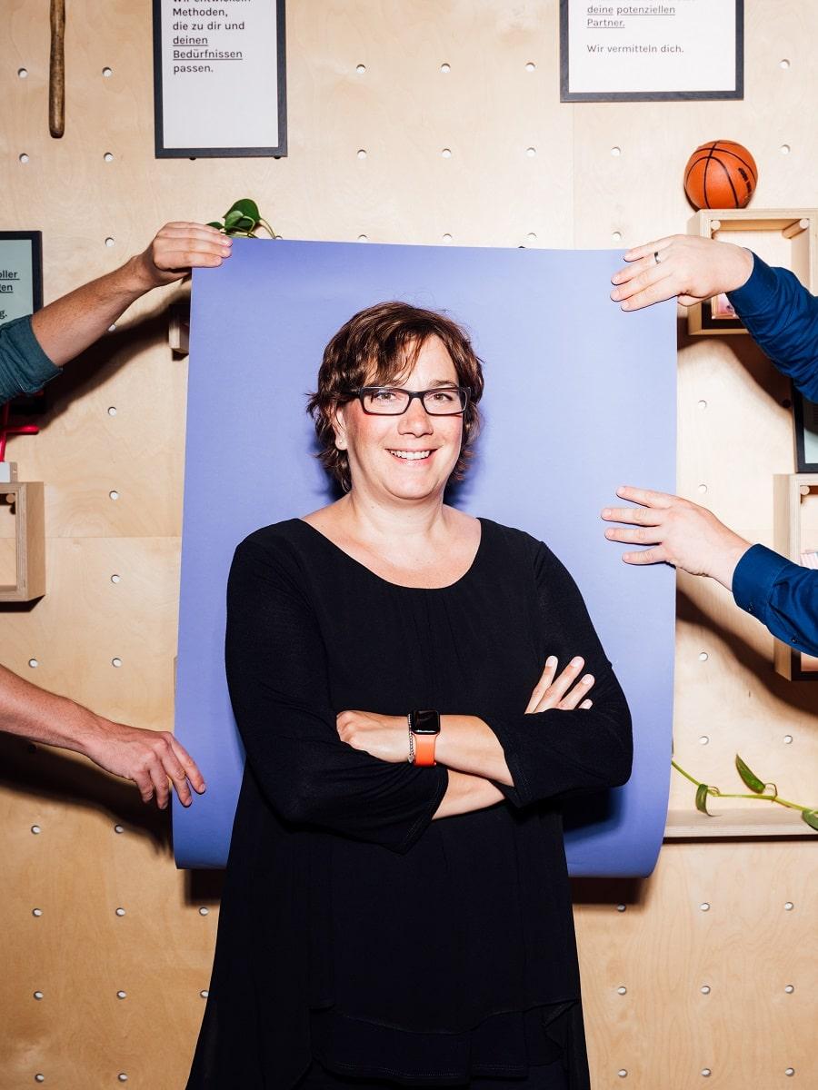 Maike Kranaster Team Digitale Werkbank